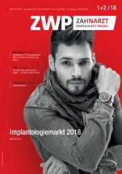 ZWP Zahnarzt Wirtschaft Praxis 01-02/2018