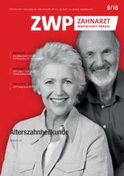 ZWP Zahnarzt Wirtschaft Praxis 09 2018