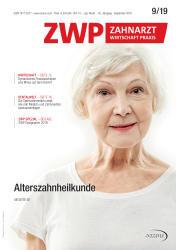 ZWP Zahnarzt Wirtschaft Praxis 09/19