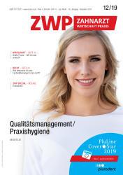 ZWP Zahnarzt Wirtschaft Praxis 12/19