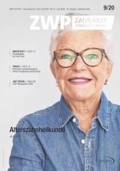 ZWP Zahnarzt Wirtschaft Praxis 09/20