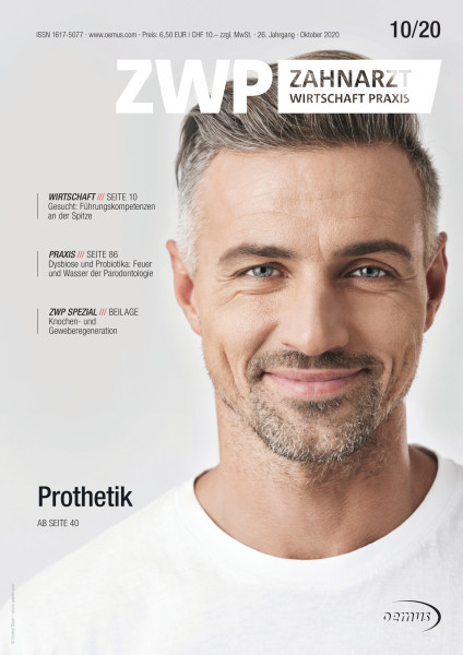 ZWP Zahnarzt Wirtschaft Praxis