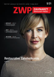 ZWP Zahnarzt Wirtschaft Praxis 05/21