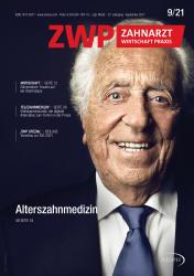 ZWP Zahnarzt Wirtschaft Praxis 09/2021