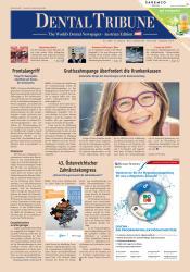 Dental Tribune Österreich 07/2018