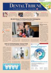 Dental Tribune Österreich 08 2018