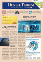 Dental Tribune Österreich 01 2019