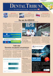 Dental Tribune Österreich 03/2019