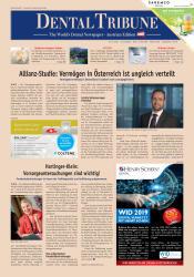 Dental Tribune Österreich 04/2019