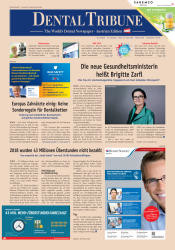 Dental Tribune Österreich 05/19