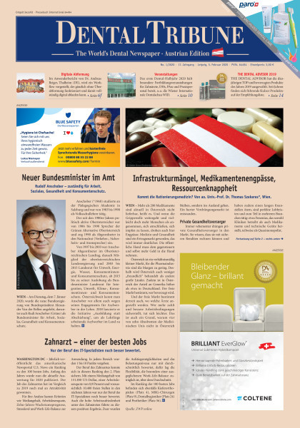 Dental Tribune Österreich