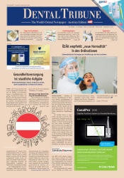 Dental Tribune Österreich 05/20