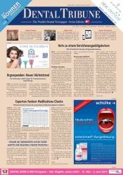 Dental Tribune Schweiz 01/2018