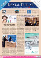 Dental Tribune Schweiz 03 2018