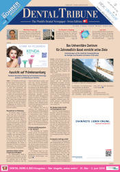 Dental Tribune Schweiz 04/2018