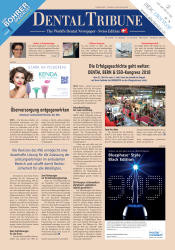 Dental Tribune Schweiz 05/2018