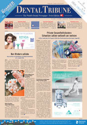 Dental Tribune Schweiz 07/2018