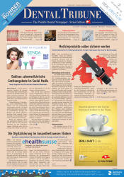 Dental Tribune Schweiz 01 2019