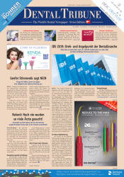 Dental Tribune Schweiz 02 2019