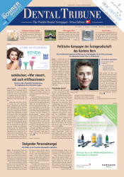 Dental Tribune Schweiz 04/2019