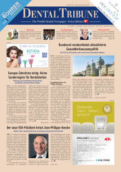 Dental Tribune Schweiz 05/2019
