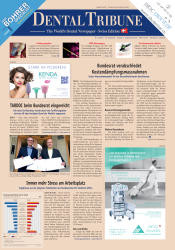 Dental Tribune Schweiz 06/2019