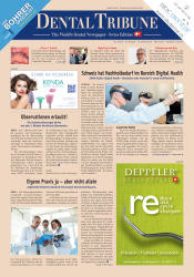Dental Tribune Schweiz 07/19