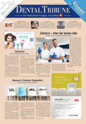Dental Tribune Schweiz 01/2020