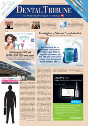 Dental Tribune Schweiz 02/2020