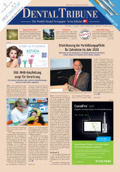 Dental Tribune Schweiz 06/2020