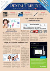 Dental Tribune Schweiz 07/20