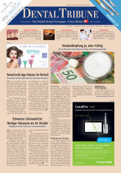 Dental Tribune Schweiz 08/20