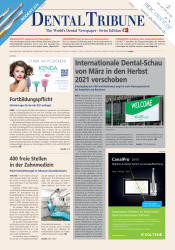 Dental Tribune Schweiz 01/21