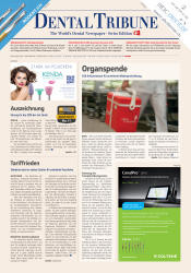 Dental Tribune Schweiz 02/2021