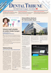 Dental Tribune Schweiz 05/21