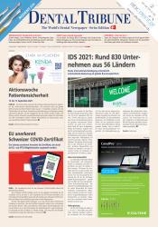 Dental Tribune Schweiz 06/2021