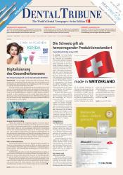 Dental Tribune Schweiz 07/21