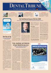 Dental Tribune Deutschland 02/2018