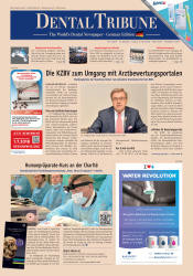 Dental Tribune Deutschland 03 2018
