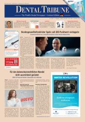 Dental Tribune Deutschland 04/2018