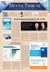 Dental Tribune Deutschland 06/2018