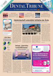 Dental Tribune Deutschland 07/2018