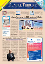 Dental Tribune Deutschland 08/2018