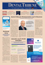 Dental Tribune Deutschland 01 2019