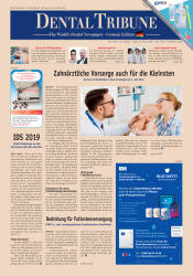 Dental Tribune Deutschland 02 2019