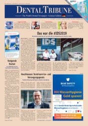 Dental Tribune Deutschland 03/2019