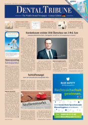 Dental Tribune Deutschland 04/19