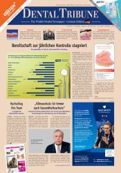 Dental Tribune Deutschland 08/2019