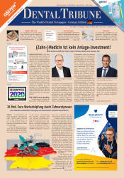 Dental Tribune Deutschland 01/20