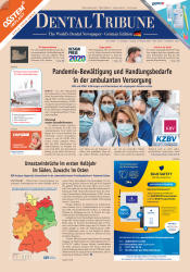 Dental Tribune Deutschland 07/20